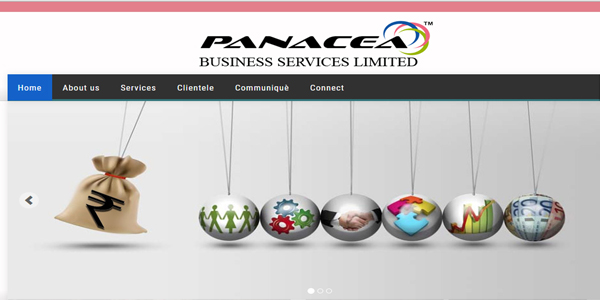 Panacea Business Services Limited
